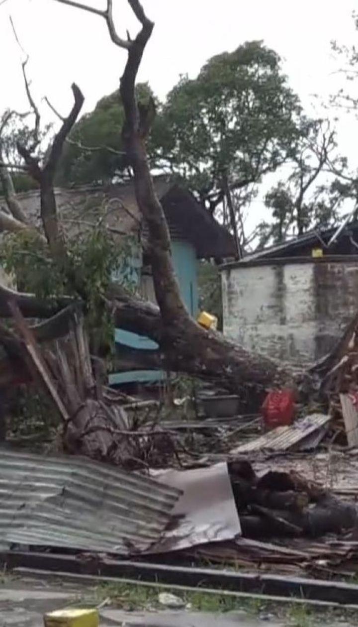 """Число жертв разрушительного циклона """"Идай"""" стремительно растет: их может быть больше тысячи"""