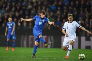 Италия уверенно разобралась с Финляндией в отборе к Евро-2020