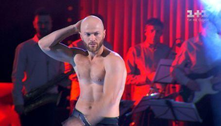 Влад Яма удивил жену эротическими танцами со сцены