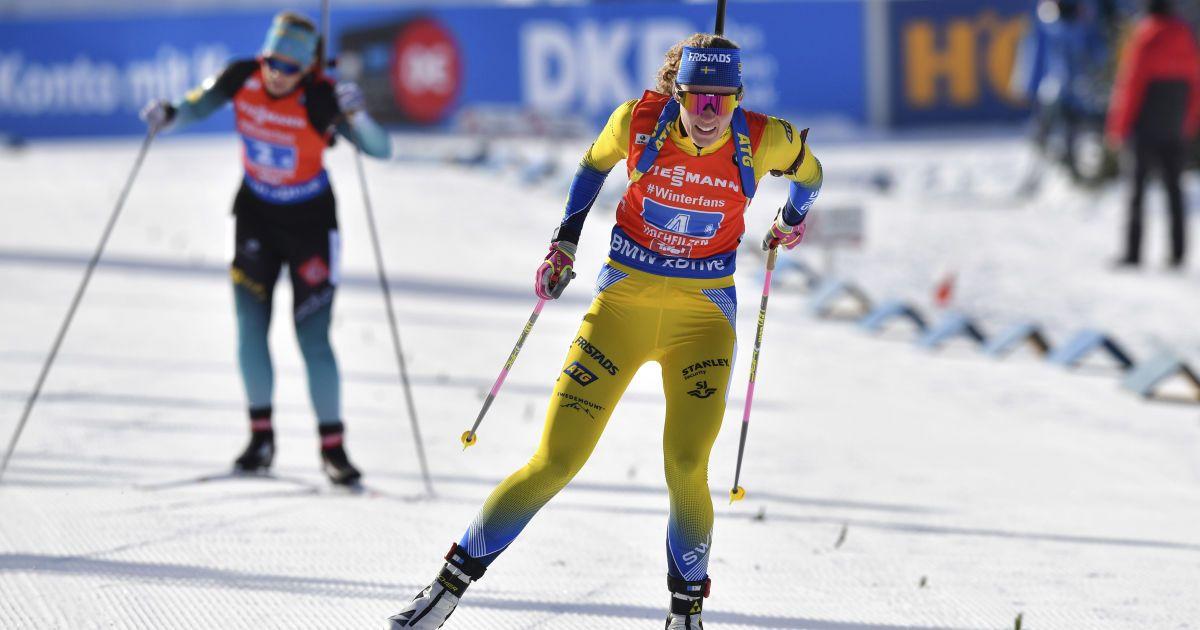 "Шведка Еберг виграла мас-старт та стала володаркою ""Малого кришталевого глобуса"", українки не стартували"