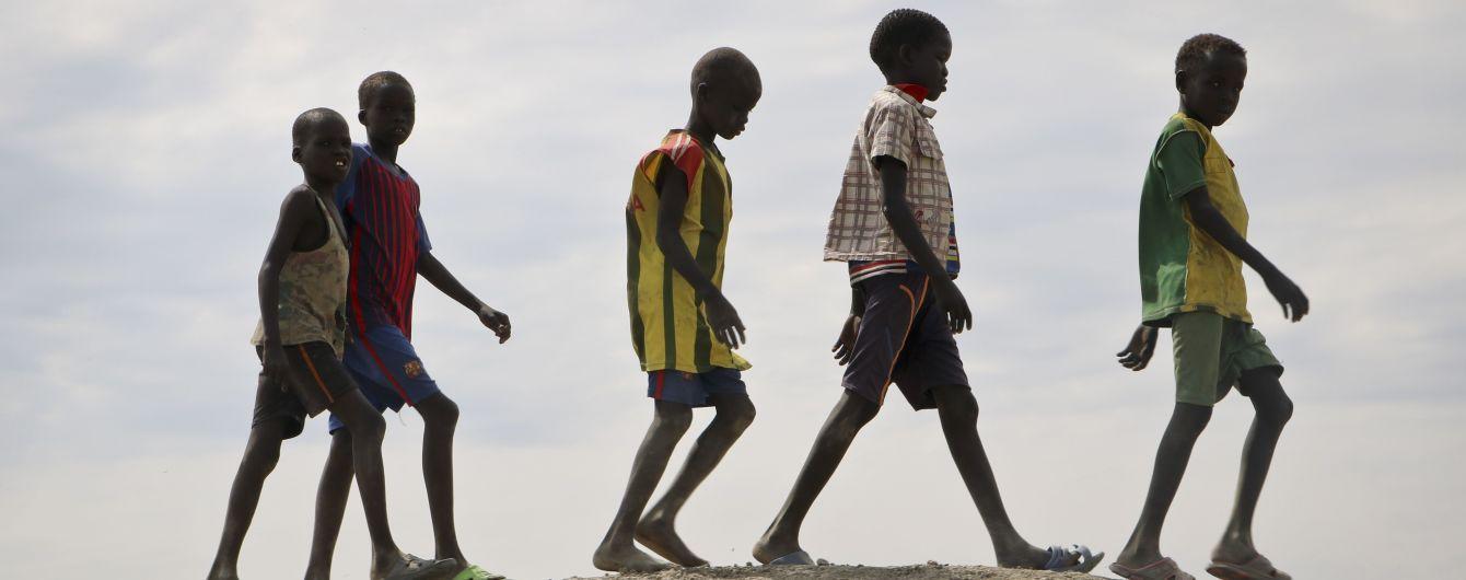 В Судане возле военного объекта от взрыва погибло 8 детей