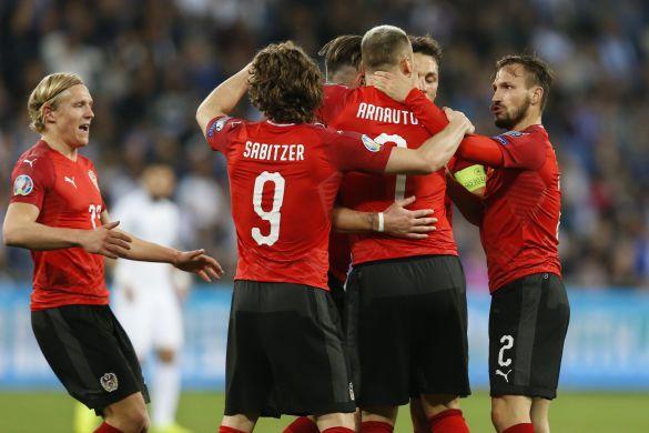 Збірна Австрії
