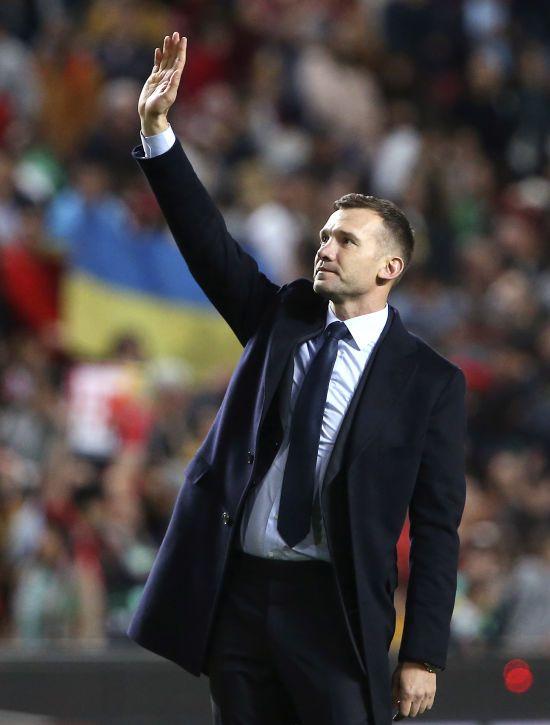 Шевченко розповів про кадрові втрати перед матчем із Люксембургом та анонсував зміни в складі