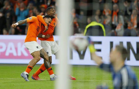 Нідерланди - Німеччина