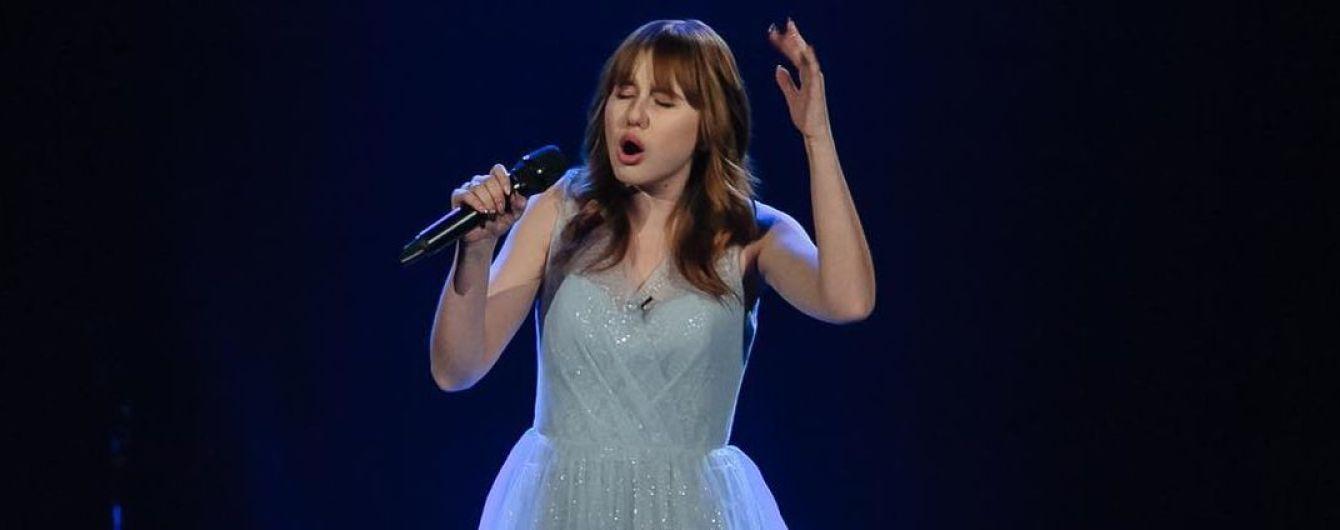 """Це фантастика: на """"Голосі країни-9"""" учасниця переспівала Плавалагуну"""