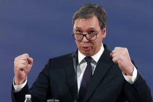 Сербия не хочет вступать в НАТО – президент Вучич