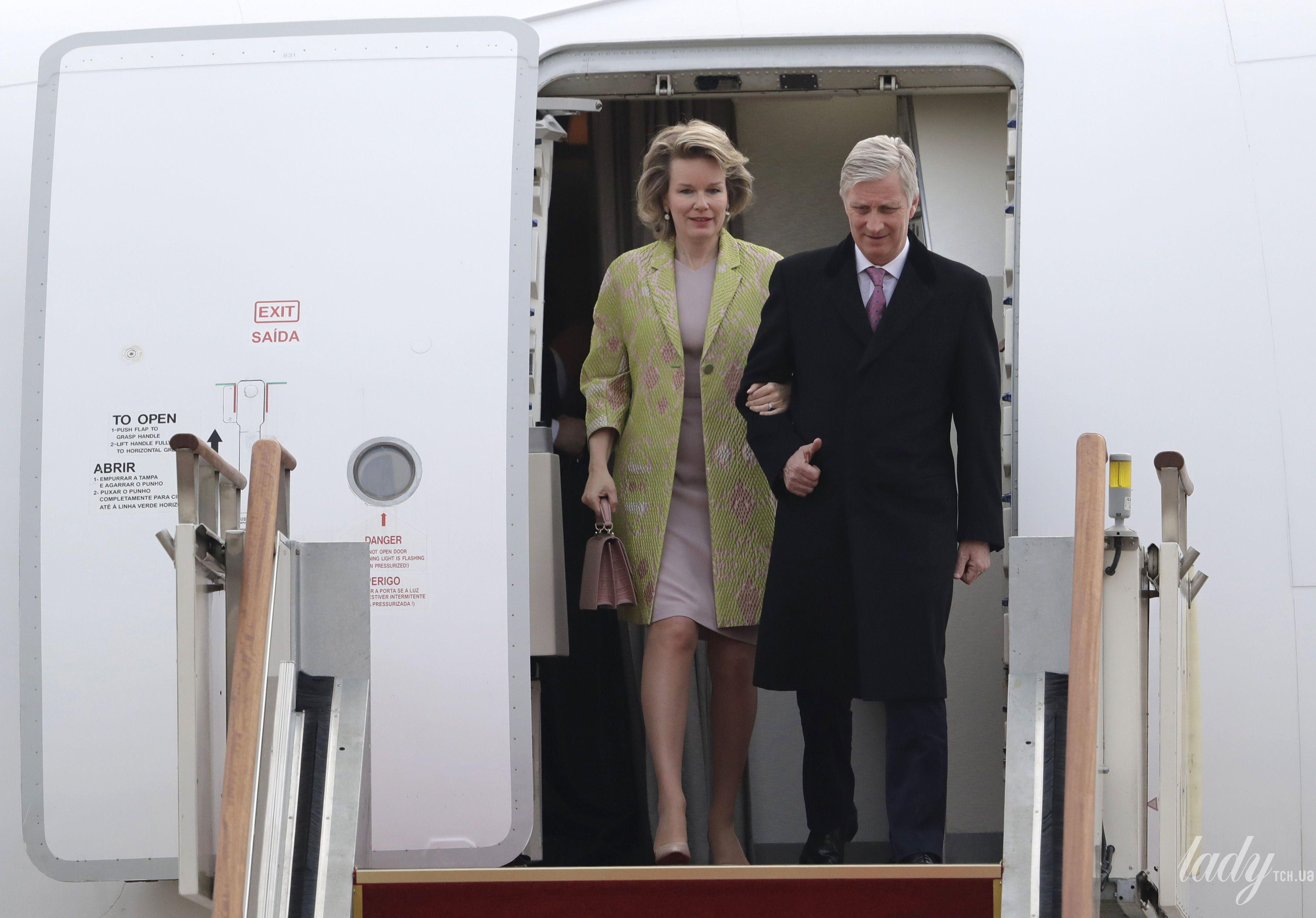 Королева Матильда и король Филипп VI_1