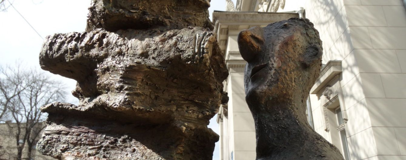 В Одесі відкрили пам'ятник читачеві