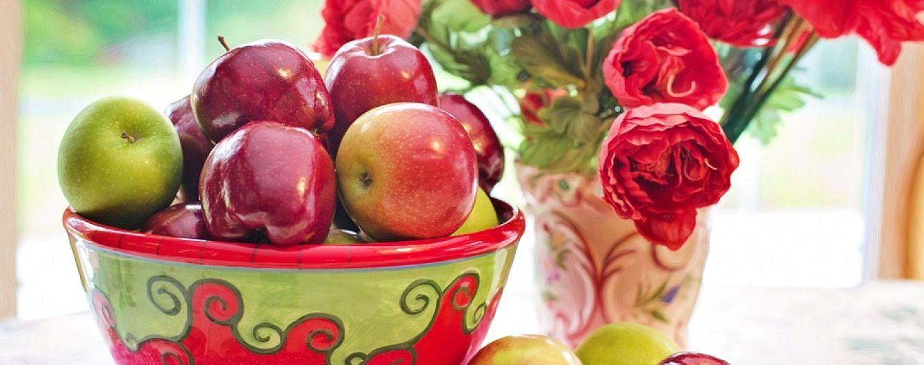 Безпрограшний варіант вихідного дня: вареники з яблуками й медом