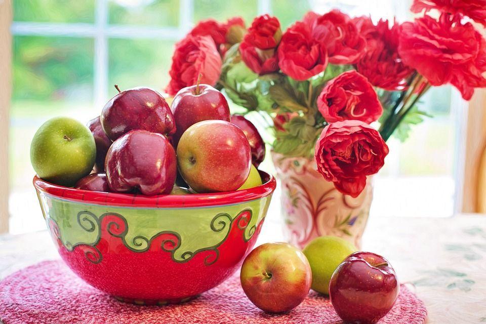 Яблука, для блогів