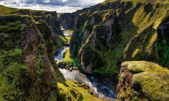 Популярний каньйон на півдні Ісландії закриють для туристів