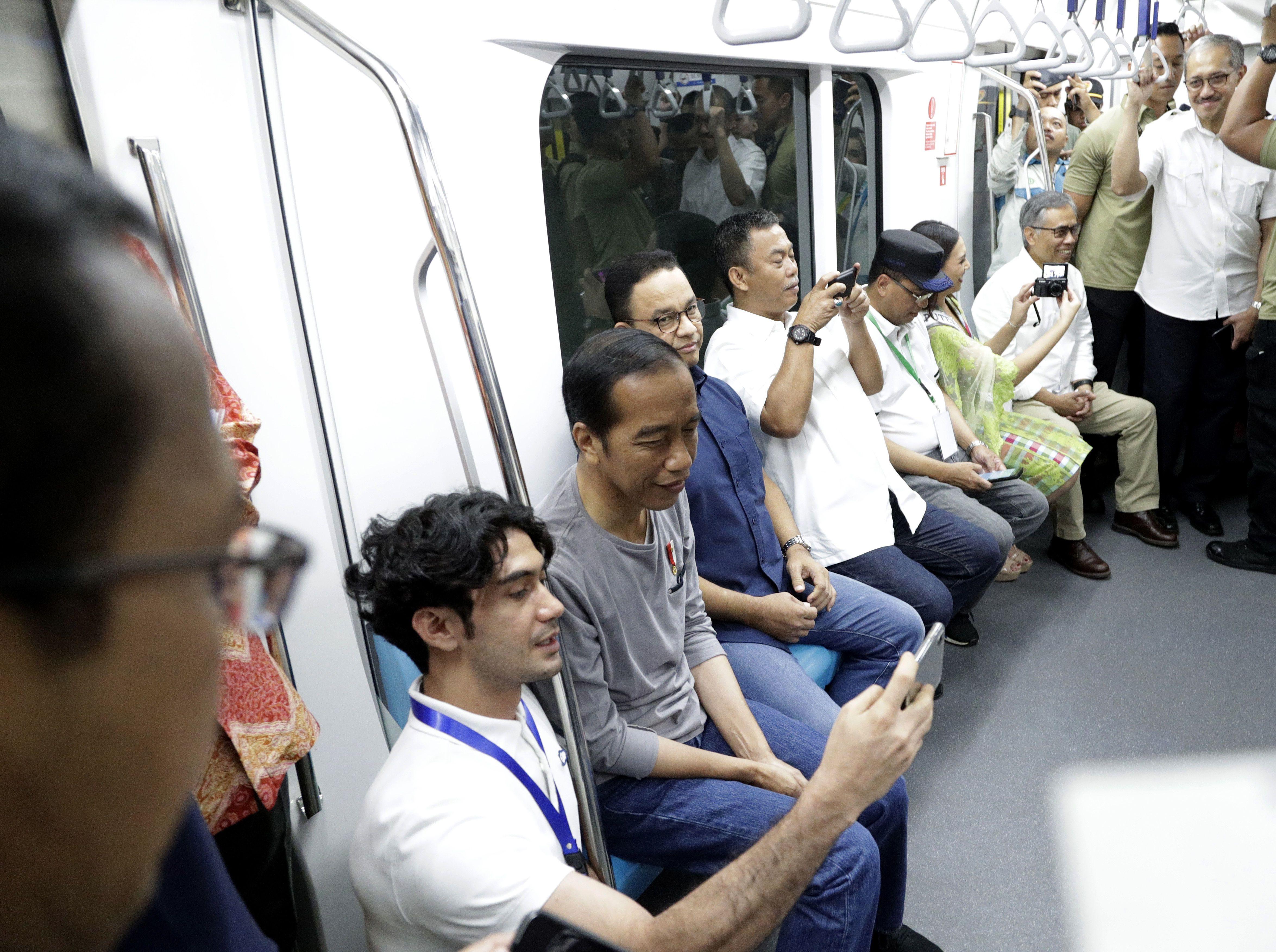метро, індонезія, джакарта
