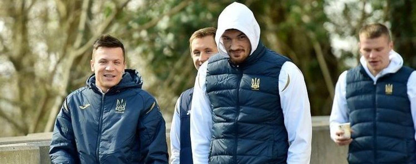 Прогулянка містом, жовта форма та Шабанов у заявці. Як збірна України проводить матчдей з Люксембургом