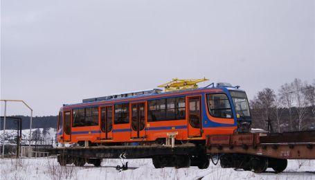 Роскосмос займеться створенням безпілотного трамвая у Челябінську