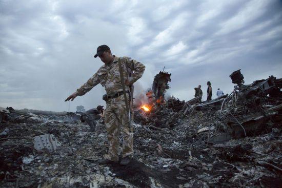На Донеччині арештували бойовика, який охороняв уламки рейсу MH17