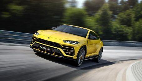 Суперкроссовер Urus взорвал продажи Lamborghini за 2018 год