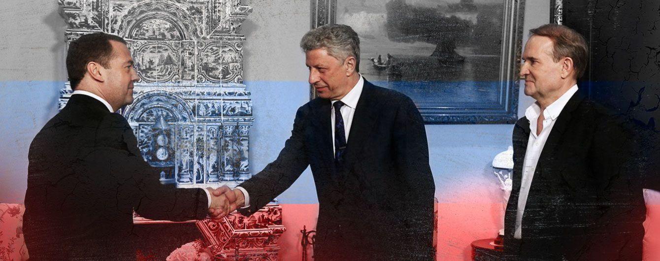 Бойко відвідав Москву, а Путін і Медведєв нічого не зрозуміли