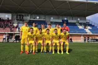 Юнацька збірна України програла іспанцям та залишилася поза бортом Євро-2019