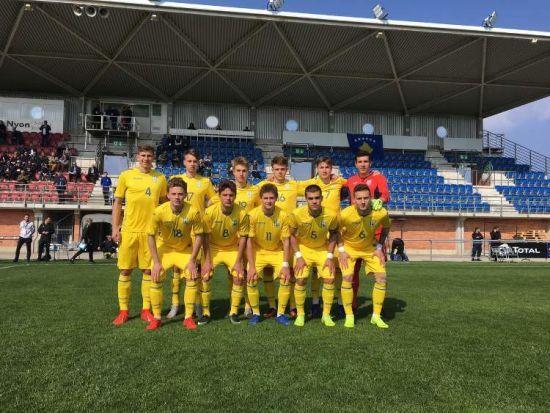 Юнацька збірна України перемогою стартувала в еліт-раунді Євро-2019