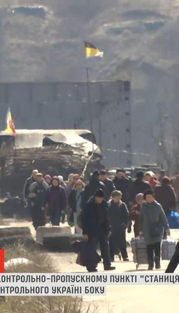"""Строительство дороги на КПВВ """"Станица Луганская"""" готовы начать с подконтрольной Украине стороны"""