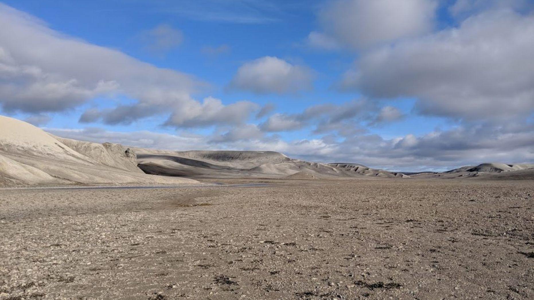 Марс на Землі, острів Девон_2