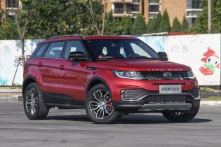 Неймовірно. У Китаї компанію засудили за крадіжку дизайну європейського авто