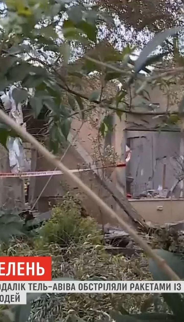 Израильское село обстреляли ракетами из Сектора Газа, ранены 7 человек