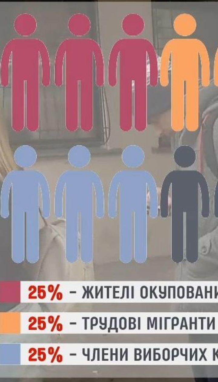 Передвиборчий ажіотаж: у Києві рекордна кількість охочих змінити місце голосування