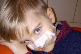 4-річний полтавчанин Марк потребує вашої допомоги