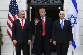 Трамп признал суверенитет Израиля над Голанскими высотами