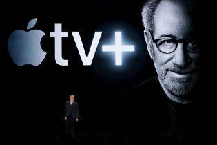Apple запускает стриминговый сервис с оригинальным контентом, который будут снимать Спилберг и Опра Уинфри