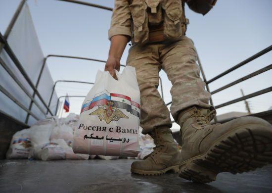 Війська Асада, яких підтримує РФ, обстріляли турецьку базу у Сирії