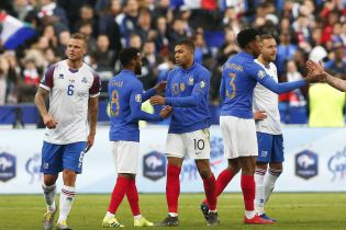 Франція та Англія розгромили суперників у кваліфікації Євро-2020