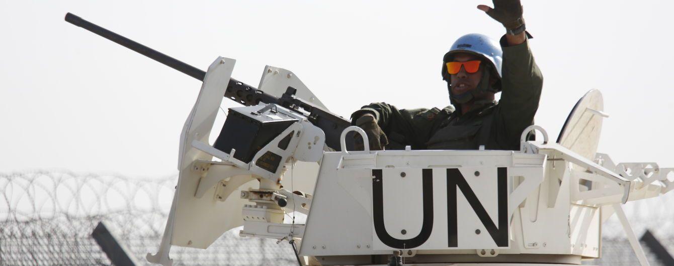 В ООН відреагували на визнання Трампом суверенітету Ізраїлю над Голанськими висотами