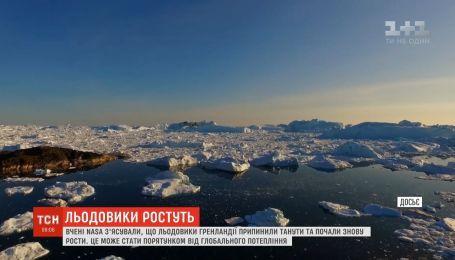 Знамениті льодовики Гренландії припинили танути - вчені НАСА