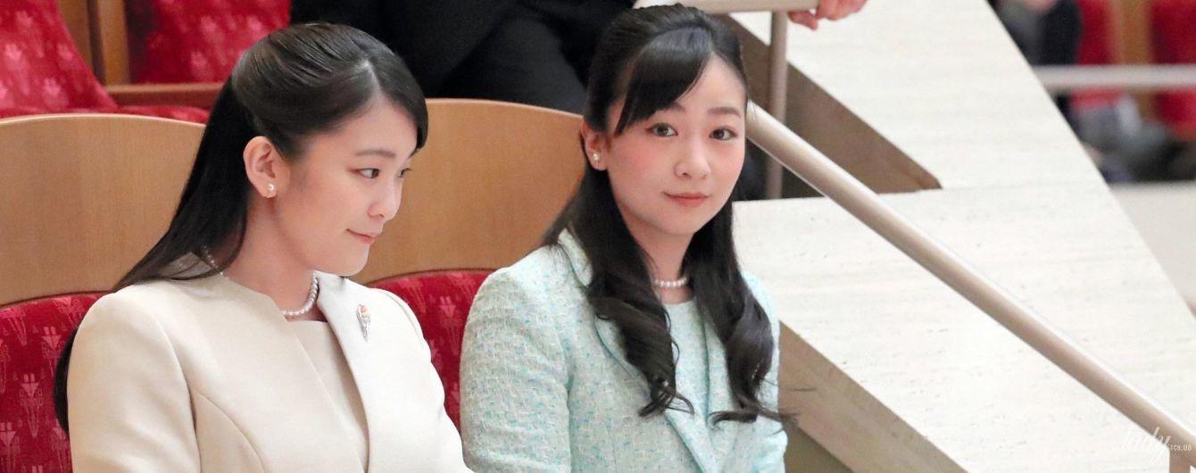 Битва образов японских принцесс: Мако vs Како