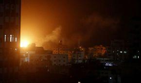 ХАМАС обстрілює Ізраїль у відповідь на атаку на Сектор Гази