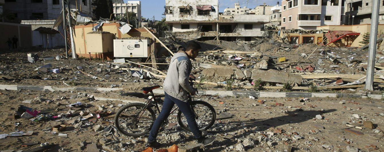 Ізраїль і ХАМАС домовилися про припинення вогню на шість місяців