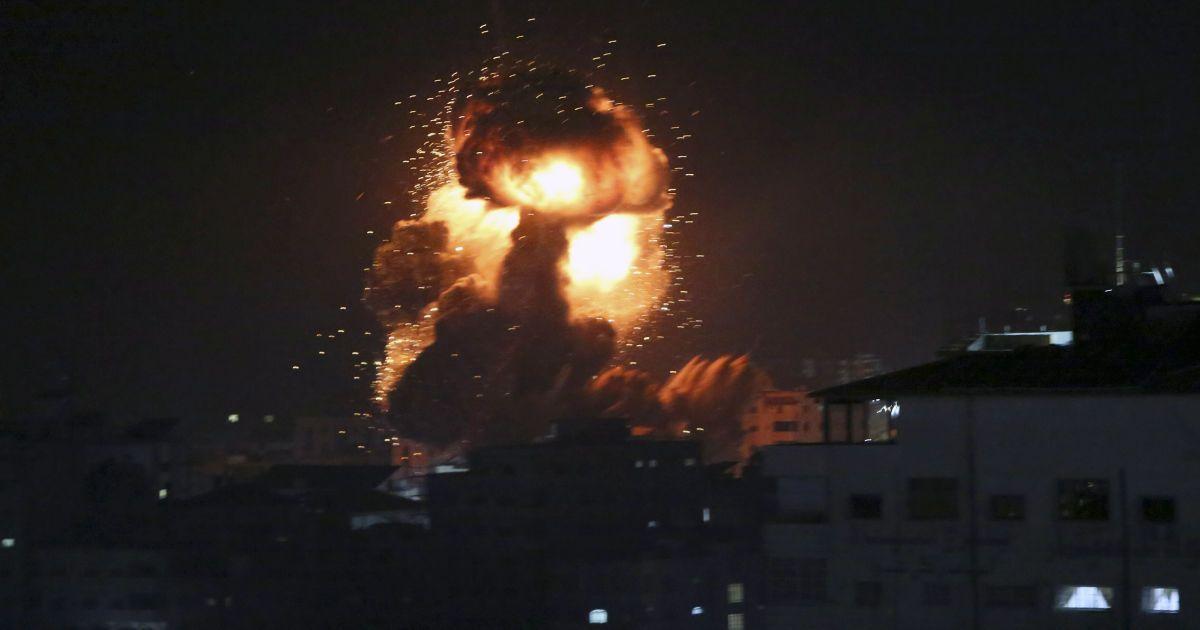 Сектор Газа @ Associated Press