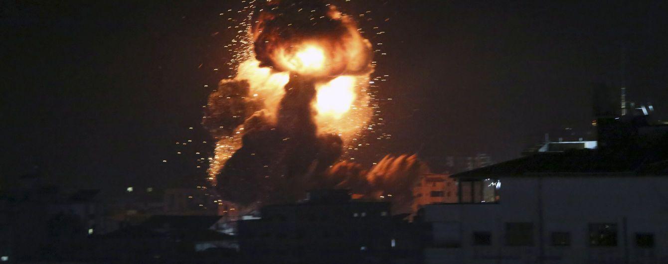 Массированный удар: Сектор Газа выпустил по Израилю около 50 ракет