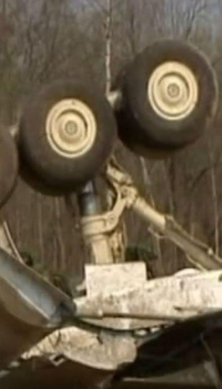 Британські експерти виявили сліди тротилу на уламках літака Качинського