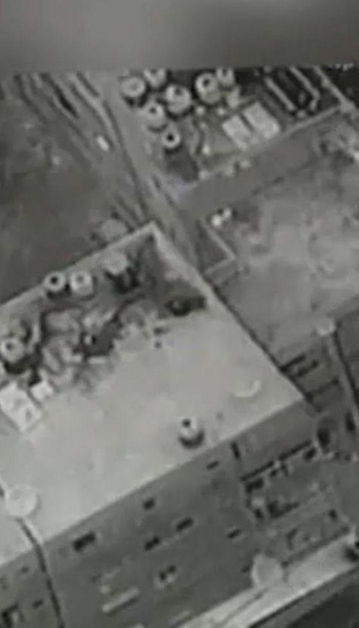 Ізраїль завдав ракетних ударів по об'єктах ХАМАС у Секторі Гази