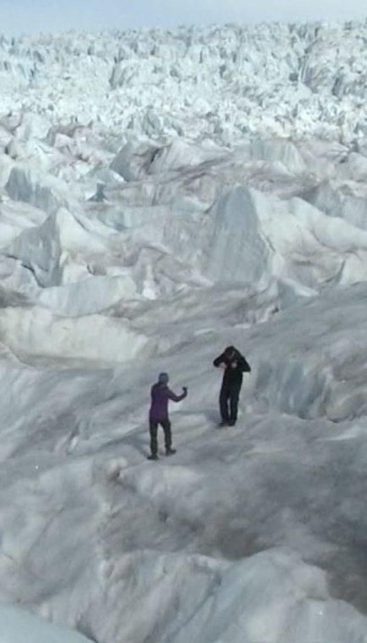 Вчені NASA з'ясували, що льодовики Гренландії припинили танути та почали знову рости