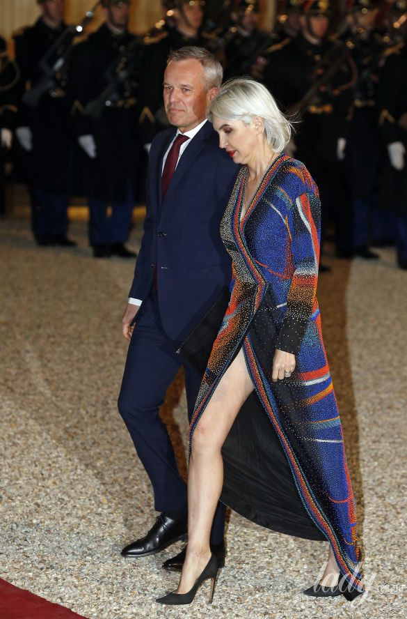 Жена министра экологии Франции_2