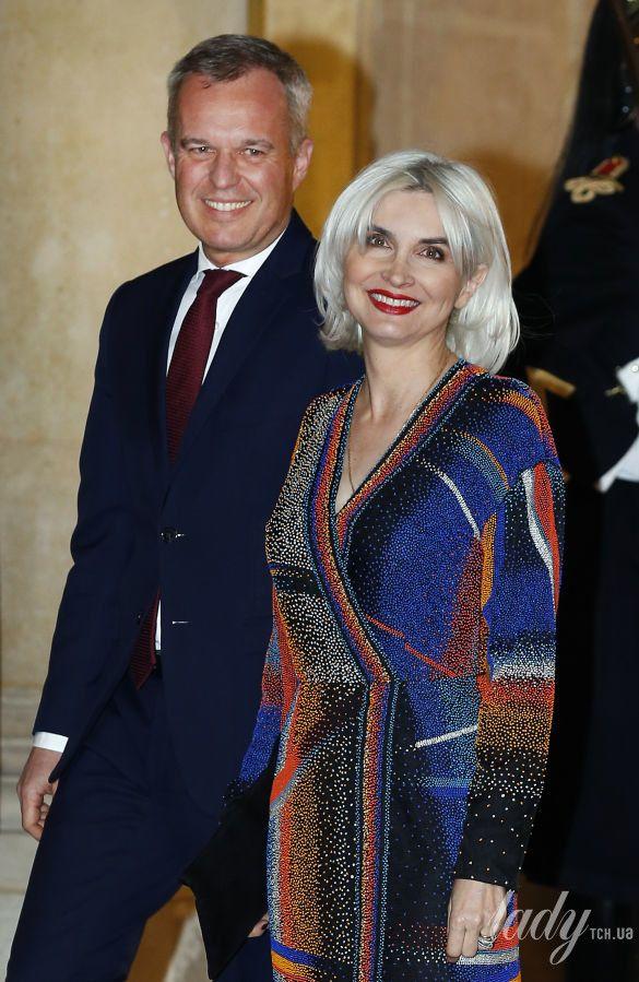 Жена министра экологии Франции_1