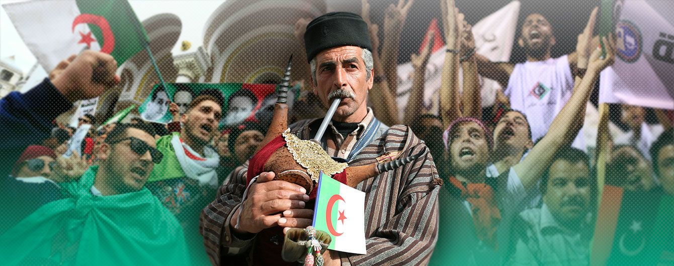 """""""Алжирська весна"""": вже не зупинити"""