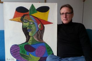 """""""Индиана Джонс"""" от искусства нашел украденную 20 лет назад картину Пикассо"""