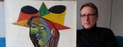 """""""Індіана Джонс"""" від мистецтва знайшов викрадену 20 років тому картину Пікассо"""