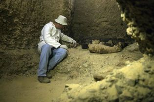 Исследователи нашли древнейший след человека на американских континентах