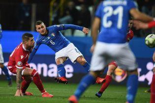 Отбор к Евро-2020. Италия поиздевалась над Лихтенштейном, а Испания уверенно одолела Мальту